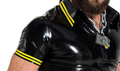 Buy styles in latex from Mister-B at a low price at Mensstyle Berlin